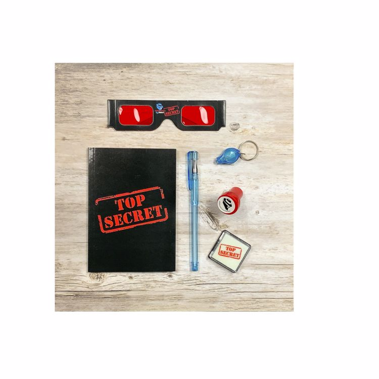 Picture of Confidential Spy Goodie Bag