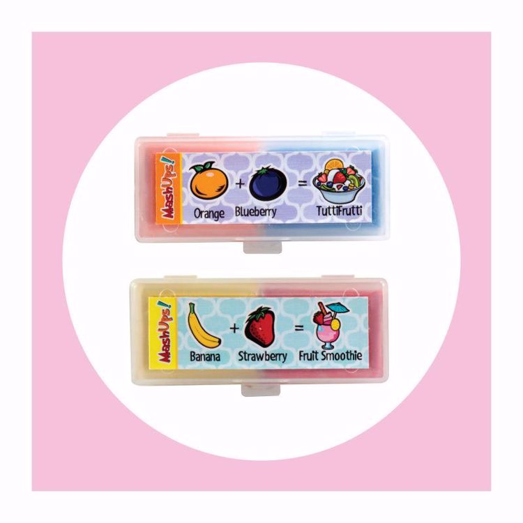 Picture of 2ct. Mash Ups Scented Kneaded Erasers