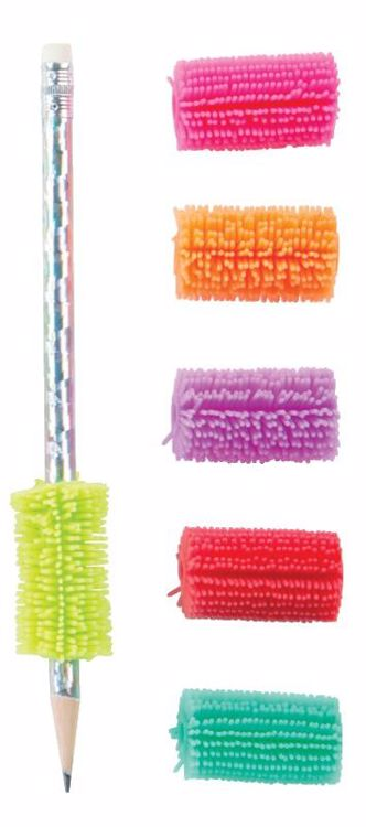 Picture of 6ct. Kushy Squishy Pencil Grips