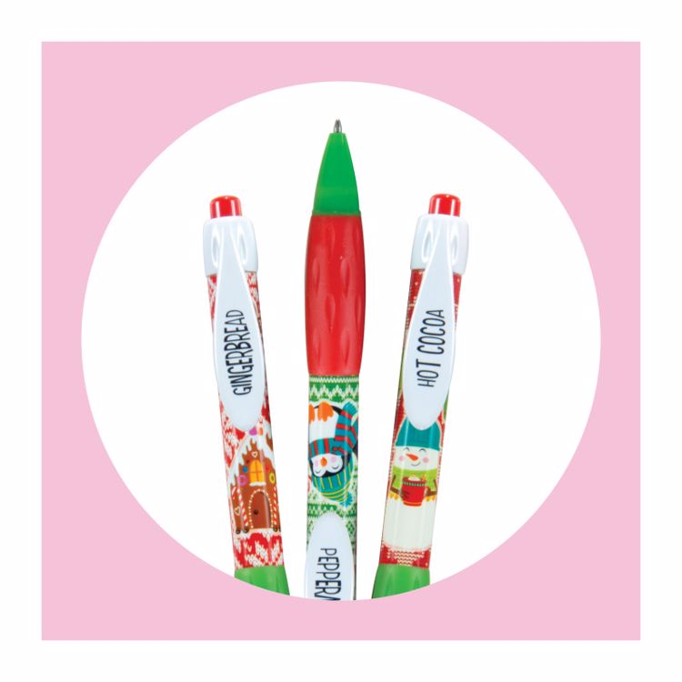 Picture of 2ct. Scented Holiday Pens